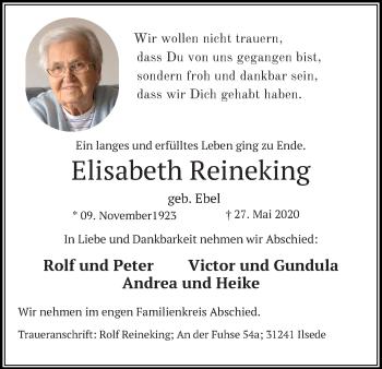 Elisabeth Reineking