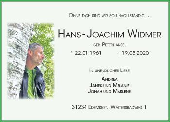 Hans-Joachim Widmer
