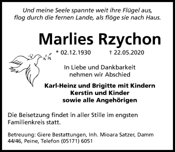 Marlies Rzychon