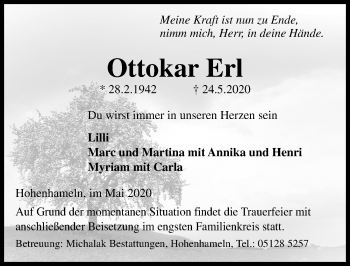 Ottokar Erl