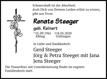 Renate Steeger