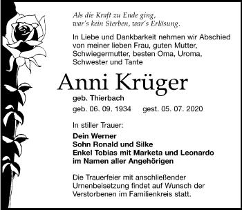 Anni Krüger