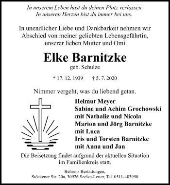 Elke Barnitzke