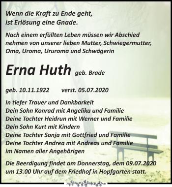 Erna Huth