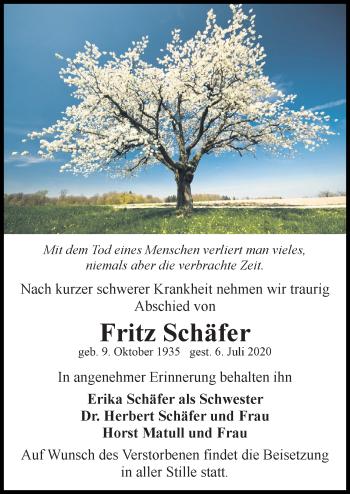 Fritz Schäfer