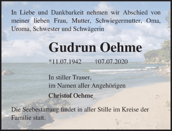 Gudrun Oehme