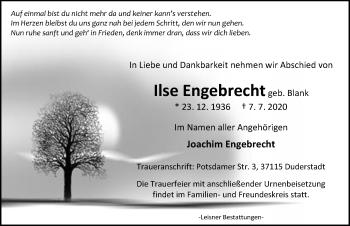 Ilse Engebrecht