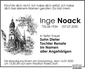 Inge Noack
