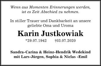 Karin Justkowiak