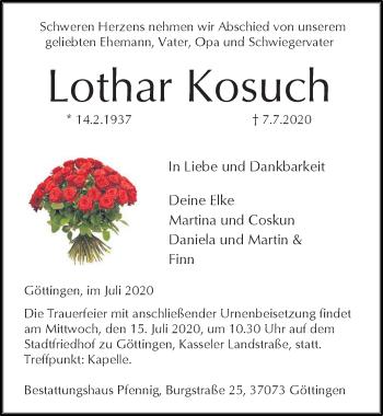 Lothar Kosuch