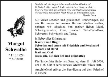 Margot Schwalbe