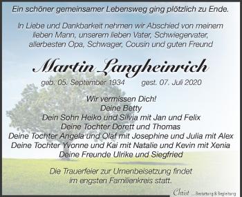 Martin Langheinrich