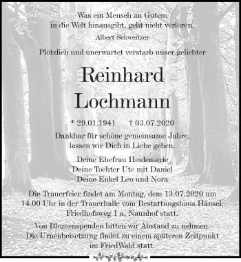 Reinhard Lochmann