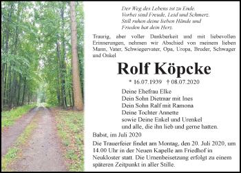 Rolf Köpcke