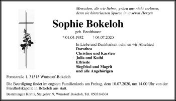 Sophie Bokeloh