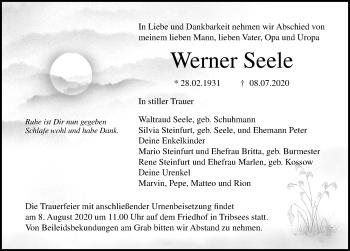Werner Seele