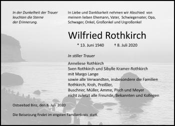 Wilfried Rothkirch
