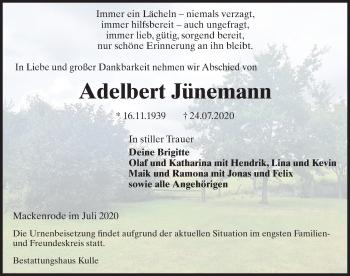 Adelbert Jünemann