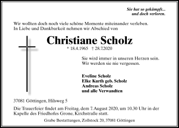 Christiane Scholz