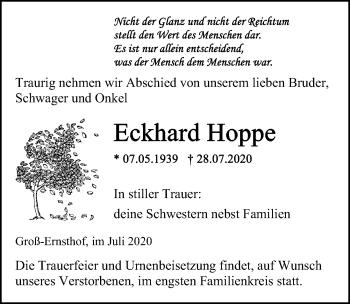 Eckhard Hoppe