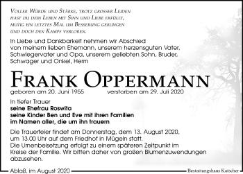 Frank Oppermann