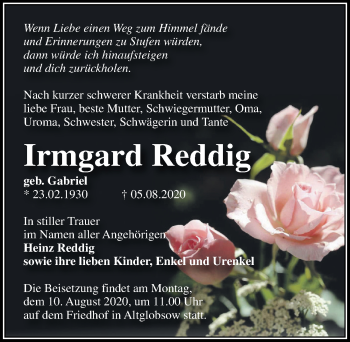 Irmgard Reddig