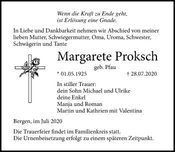 Margarete Proksch
