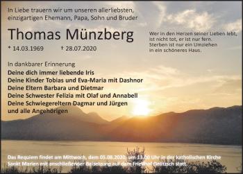 Thomas Münzberg