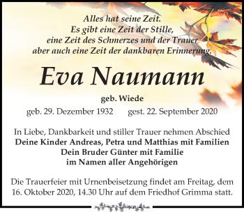 Eva Naumann