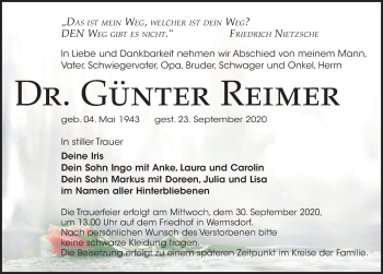Günter Reimer