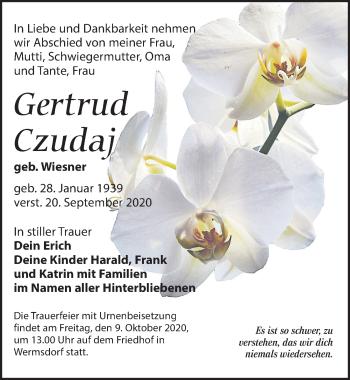 Gertrud Czudaj
