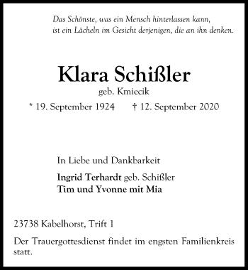 Klara Schißler