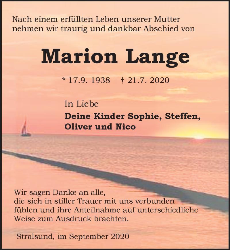 Ostseezeitung Stralsund Traueranzeigen