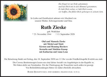 Ruth Zieske