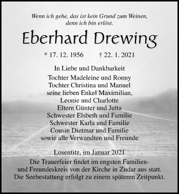 Eberhard Drewing