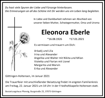 Eleonora Eberle