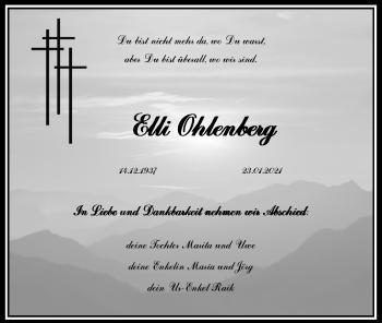 Elli Ohlenberg