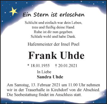 Frank Uhde