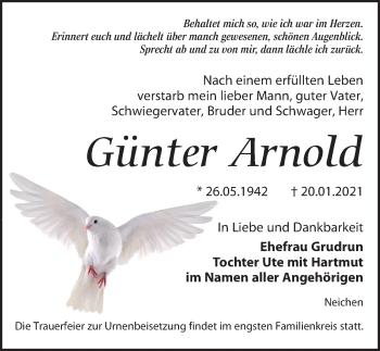 Günter Arnold