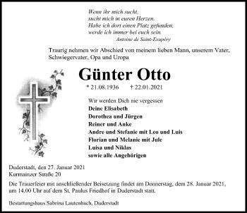 Günter Otto