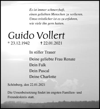 Guido Vollert