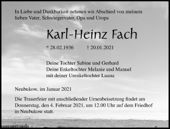 Karl-Heinz Fach