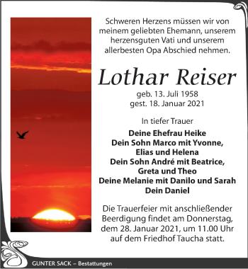 Lothar Reiser
