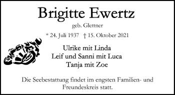 Brigitte Ewertz