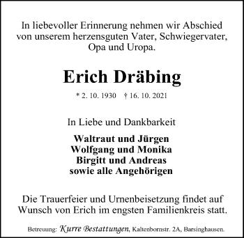 Erich Dräbing