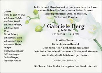 Gabriele Berg