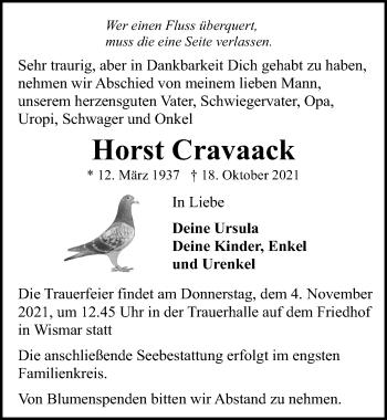 Horst Cravaack