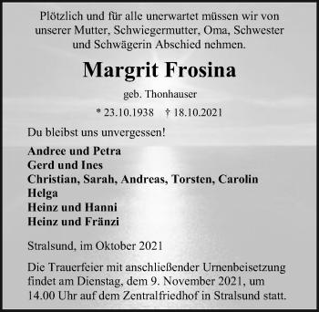 Margrit Frosina