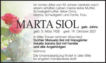 Marta Siol