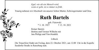 Ruth Bartels